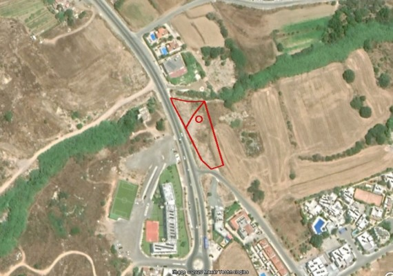 Share of Two Fields in Mouttallos, Paphos