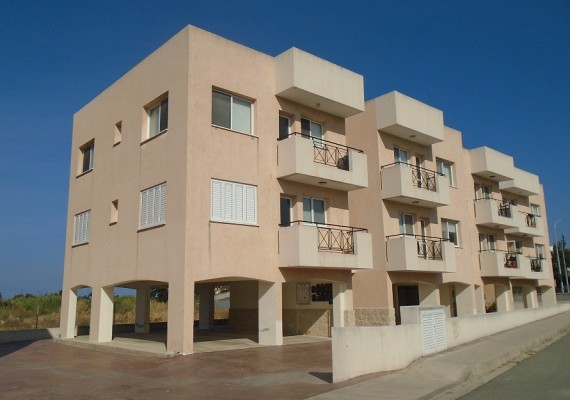 Two-Bedroom Apartment (No.102) in Polis Chrysochous, Paphos