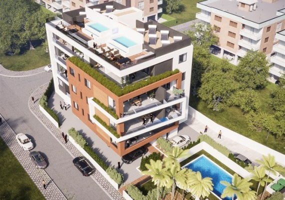 1 B/R Apartment | Germasoyia, Limassol