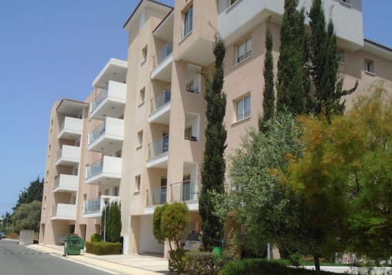 One-bedroom Apartment (No. 102) in Agios Theodoros, Paphos