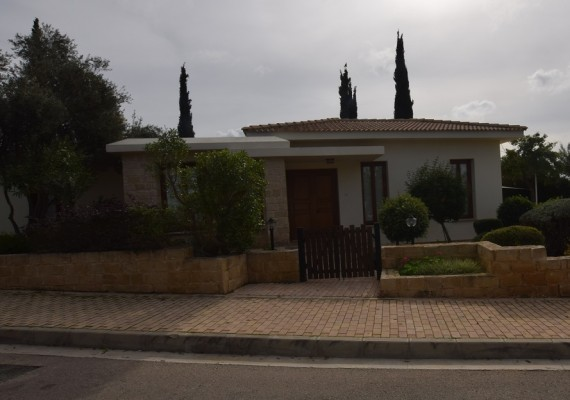Three-Bedroom House (No. 398) in Kouklia, Paphos