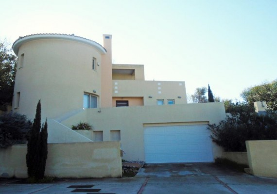Three-Bedroom House (No. 2) in Tala, Paphos
